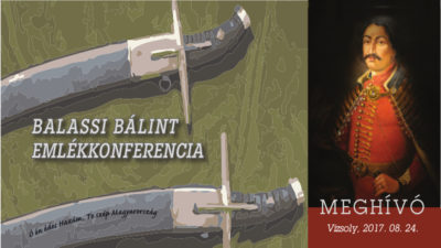 Balassi Bálint Emlékkonferencia